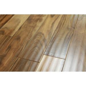 Asian Walnut Hand Scraped Hardwood Flooring From China