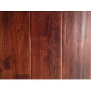 Hand Scraped Tropical Teak Black Locust Wood Flooring Supply From