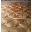Classic Traditional Marie Antoinette parquet wood floors