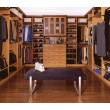 Custom made Wall in closet cabinetry
