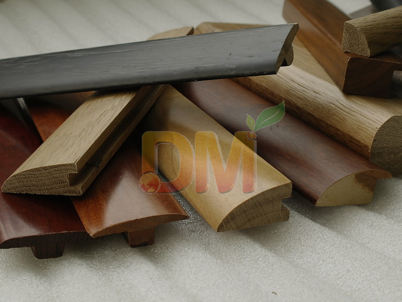 wood flooring moldings and trims